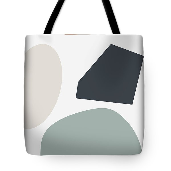 Terrazzo Abstract R- Art By Linda Woods Tote Bag