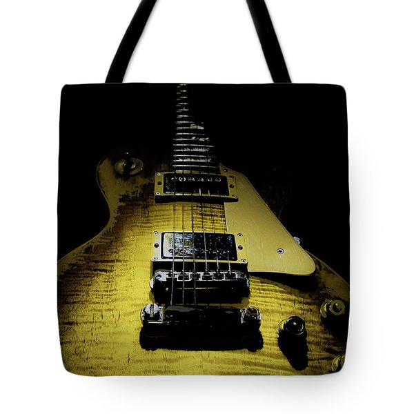 Honest Play Wear Tour Worn Relic Guitar Tote Bag