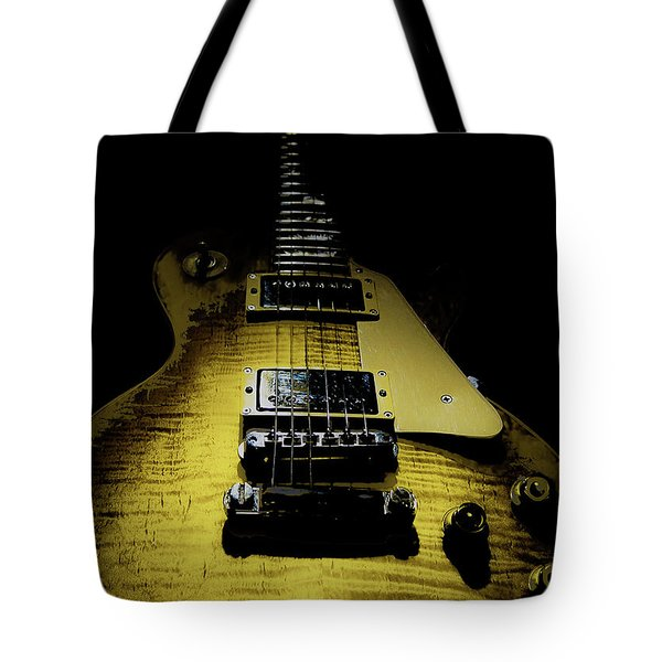 Honest Play Wear Tour Worn Relic Guitar Tote Bag