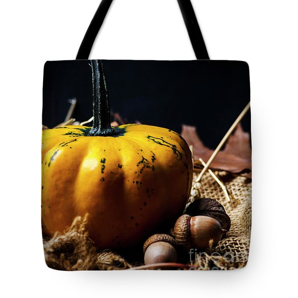 Thanksgiving Dinner Invitation Card. Tote Bag
