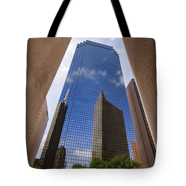 Thanksgiving Tower Tote Bag
