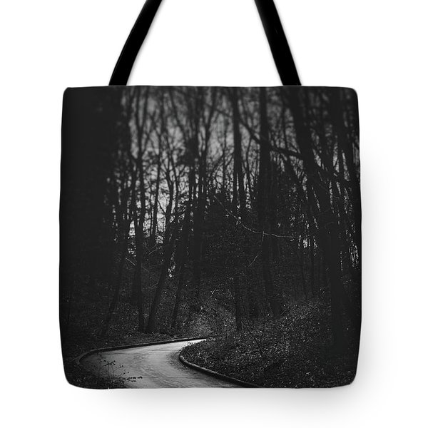 That Lonesome Road Tote Bag