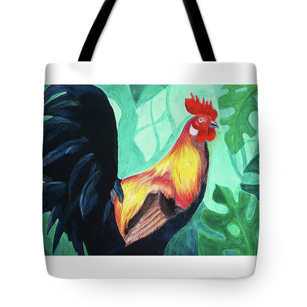That Rooster Tote Bag