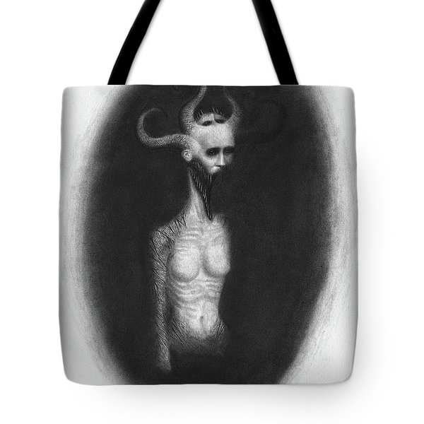 That Which Feasts On The Seventh Night - Artwork Tote Bag