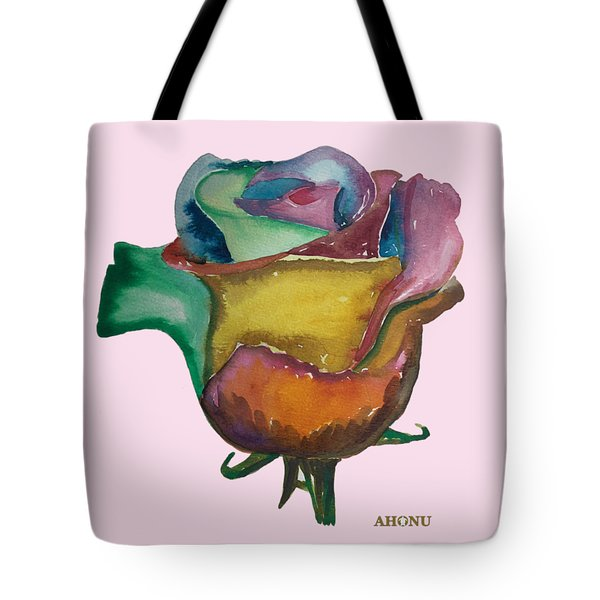 The 1111 Global Rose Tote Bag