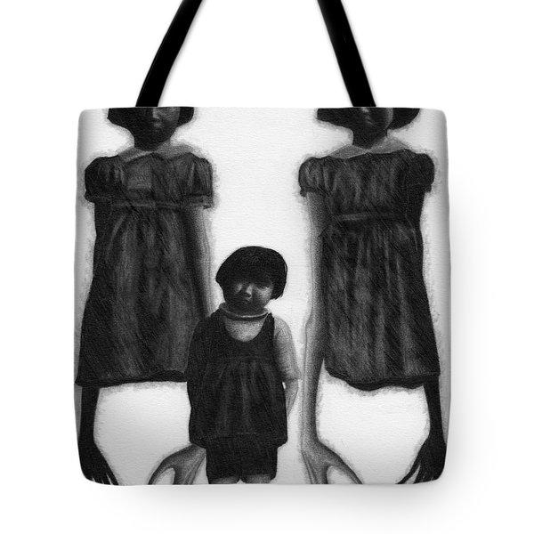 The Abberant Sisters - Artwork Tote Bag