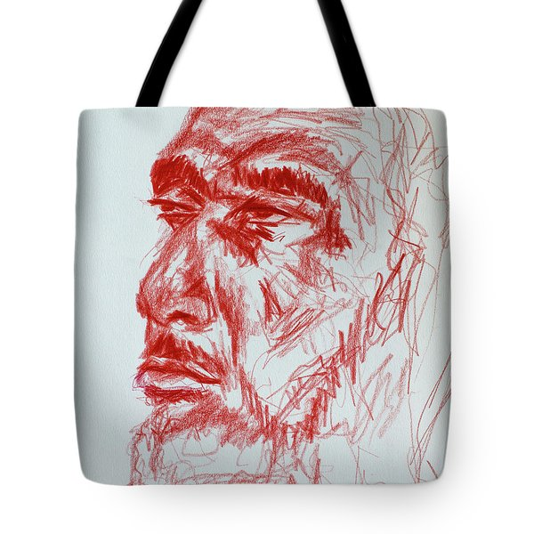 The Age Of Experience Tote Bag