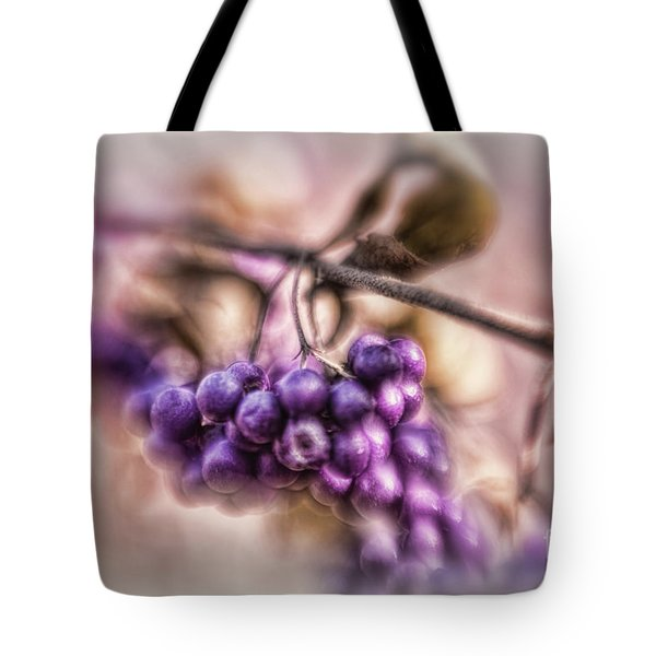 The American Beautyberry Tote Bag