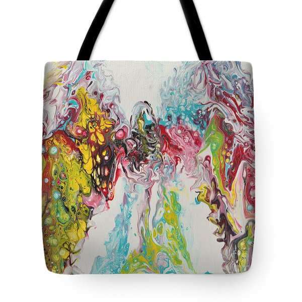 The Angel In Us All Tote Bag