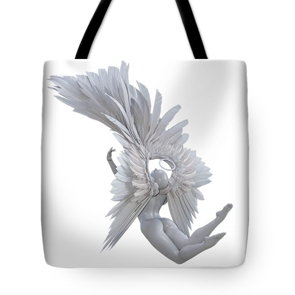 The Angelic Gift Tote Bag