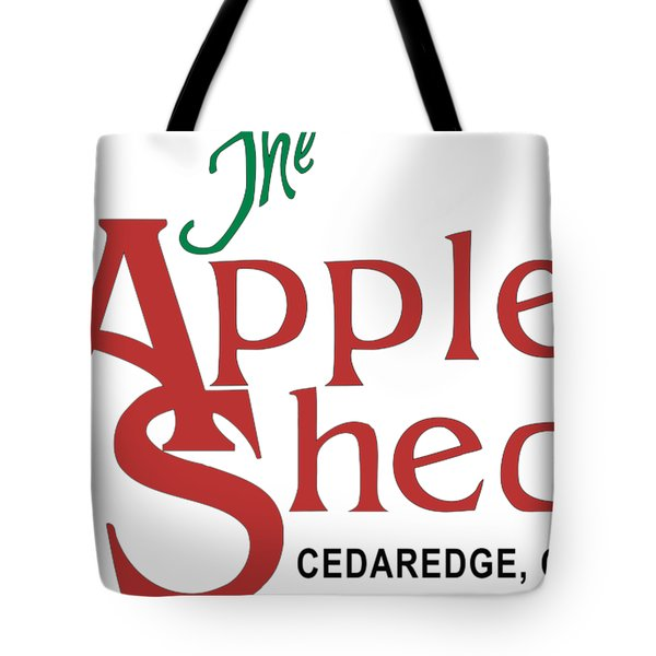 The Appleshed Tote Bag