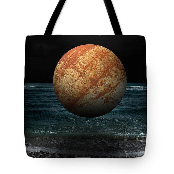 The Artifact No.3 Tote Bag