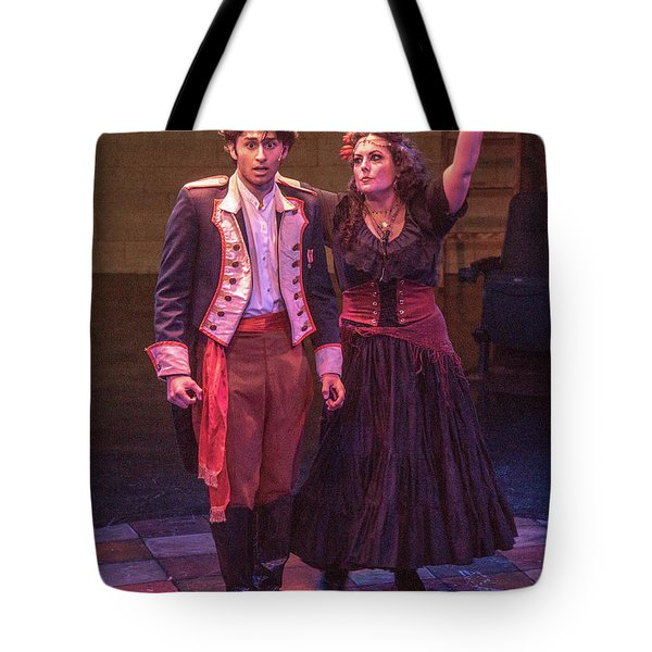 The Bad Brother And The Gypsy Tote Bag