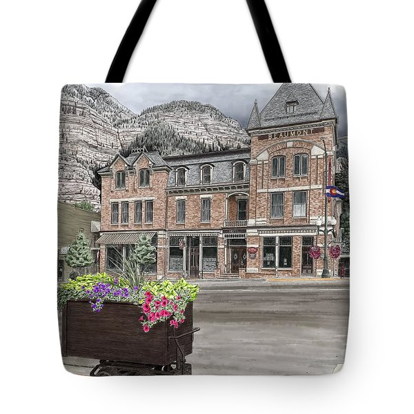 The Beaumont Hotel Tote Bag