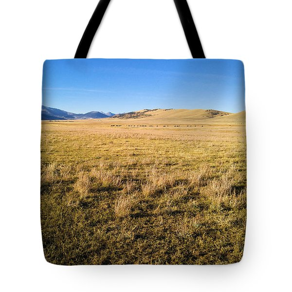 The Beautiful Valley Tote Bag