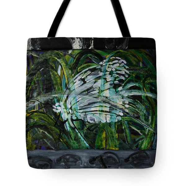 The Big Squeeze Tote Bag