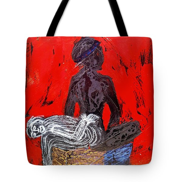 The Blood Hot Fantasy Tote Bag