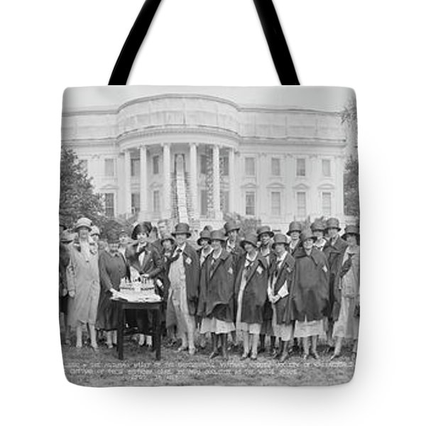 The Board Of Managers & The Nursing Tote Bag