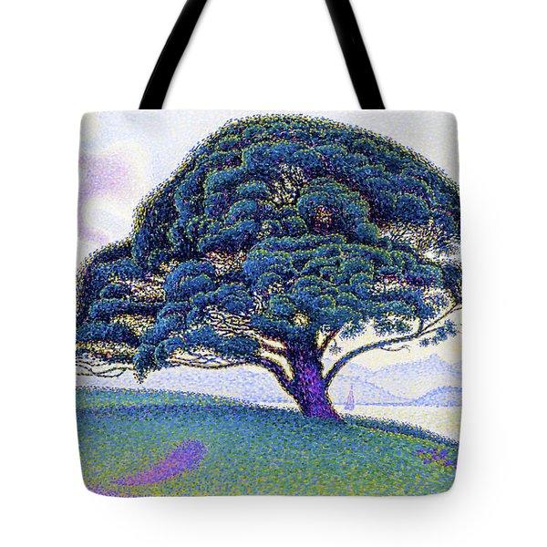 The Bonaventure Pine - Digital Remastered Edition Tote Bag