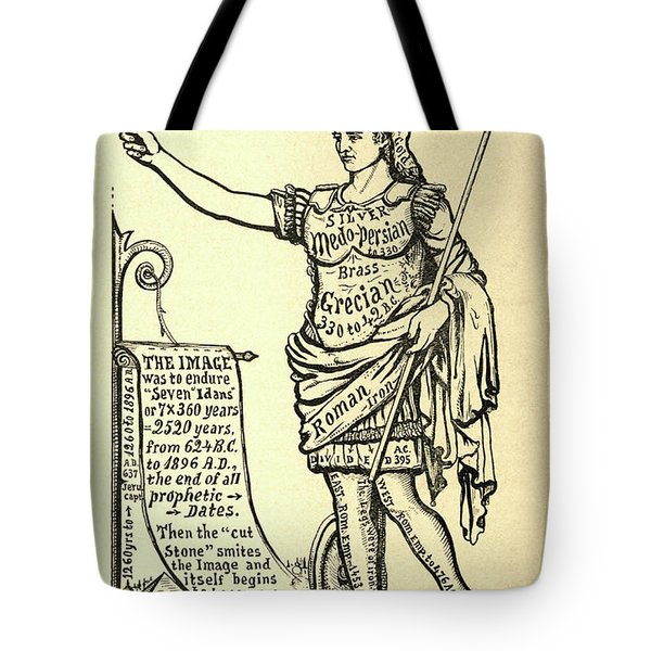 The Book Of Life Tote Bag