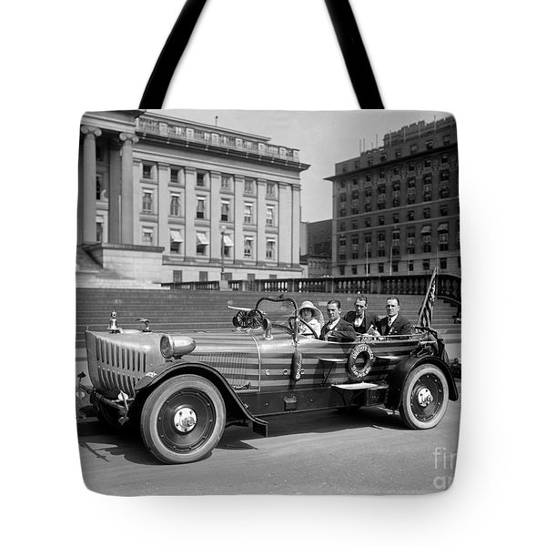 The Budmobile 1924 Tote Bag