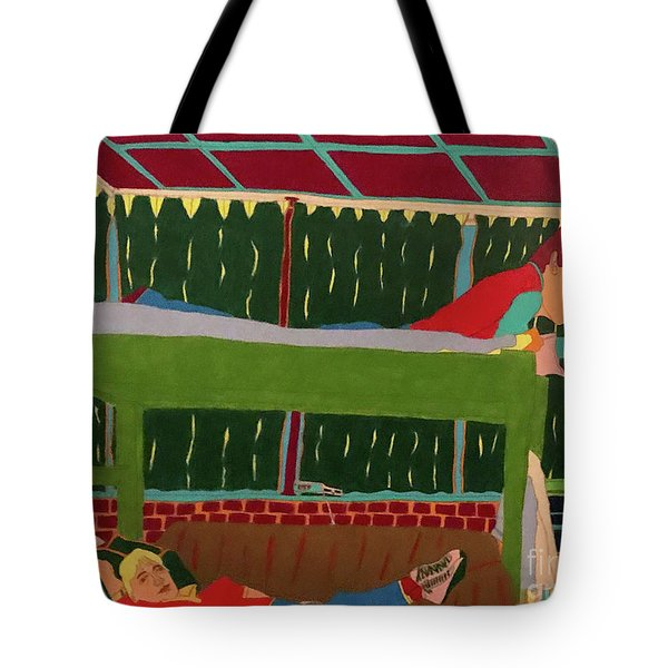 The Bunk Tote Bag