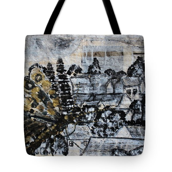 The Butterfly Affect Tote Bag
