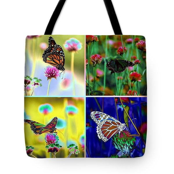 The Butterfly Collection 1. Tote Bag