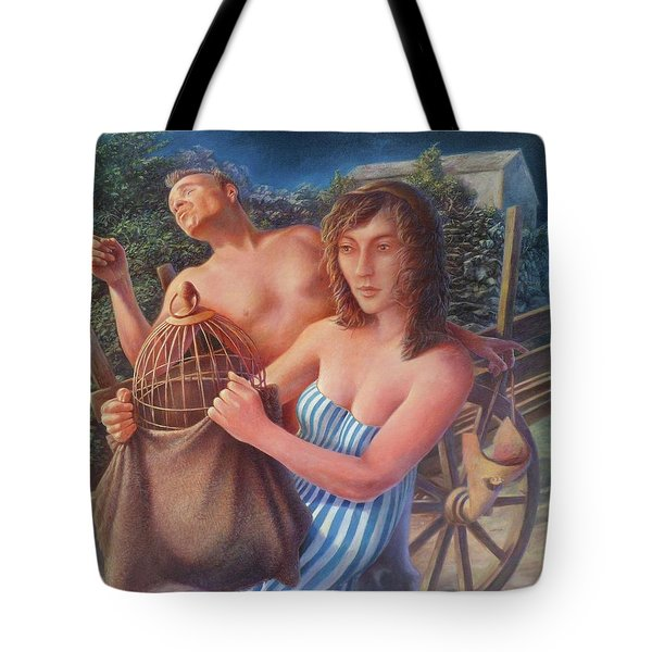 the Canary Tote Bag