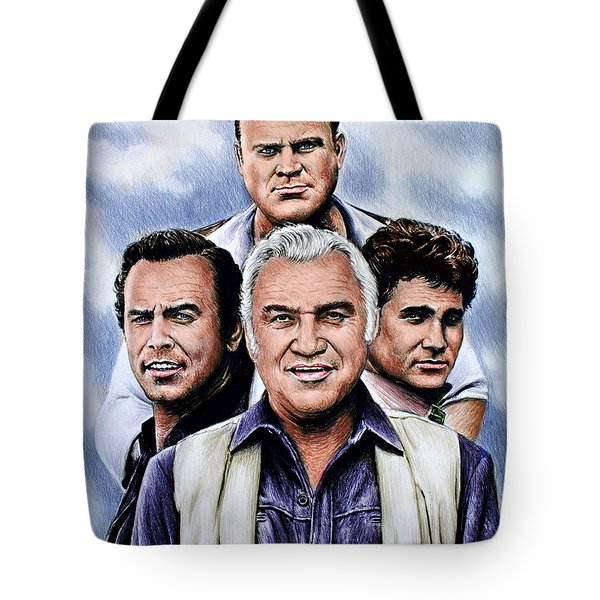 The Cartwrights Colour Ver Tote Bag