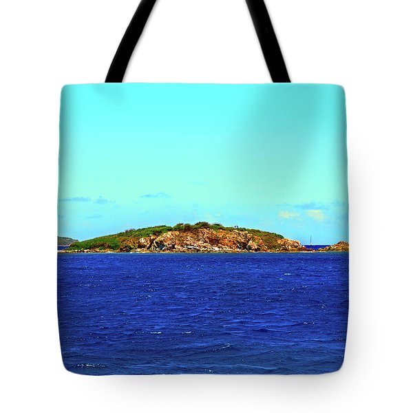 The Cay Tote Bag