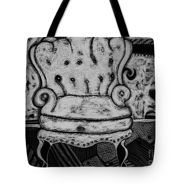 The Chair. Tote Bag