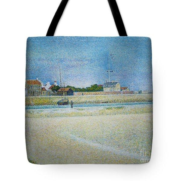 The Channel Of Gravelines Grand Fort Philippe Tote Bag