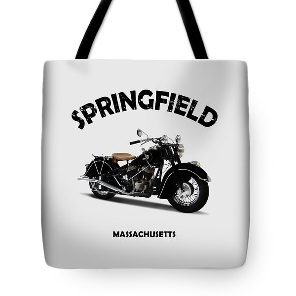The Chief 1946 Tote Bag