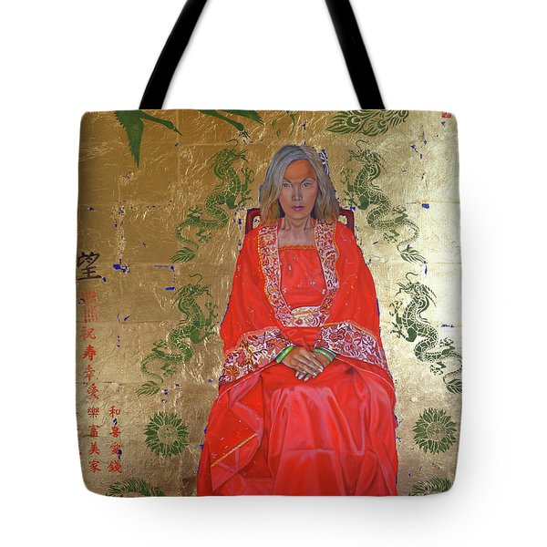 The Chinese Empress Tote Bag