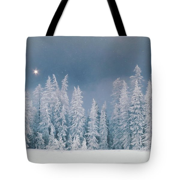 The Christmas Star Tote Bag