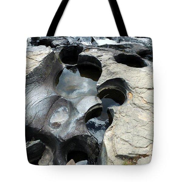 The Chutes Tote Bag