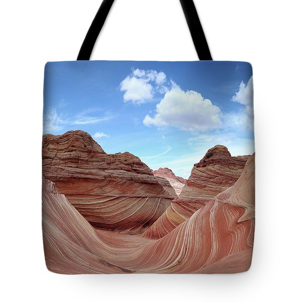 The Classic Wave Tote Bag