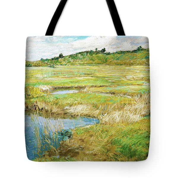 The Concord Meadow - Digital Remastered Edition Tote Bag