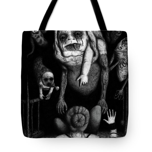 The Corrupted - Artwork Tote Bag
