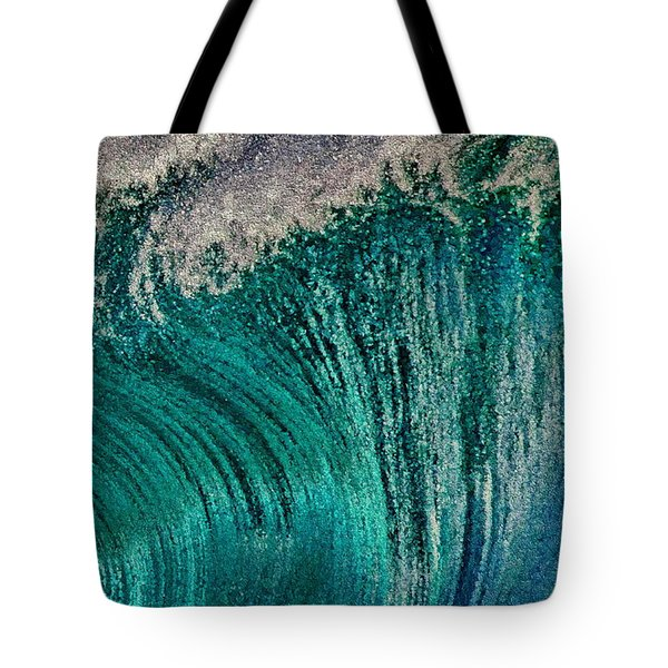 The Crest Tote Bag