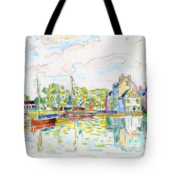 The Croisic, 1928 - Digital Remastered Edition Tote Bag