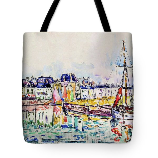The Croisic - Digital Remastered Edition Tote Bag