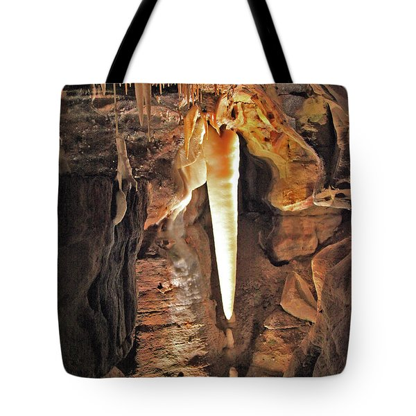 The Crystal King Tote Bag