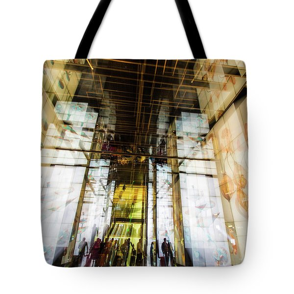 The Delegation Tote Bag