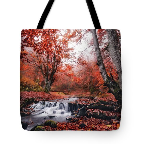 The Delights Of Late Autumn Tote Bag