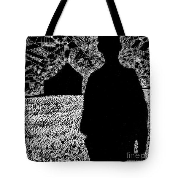 The Delta. Tote Bag