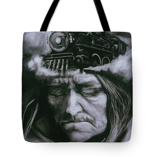 The Demise Tote Bag