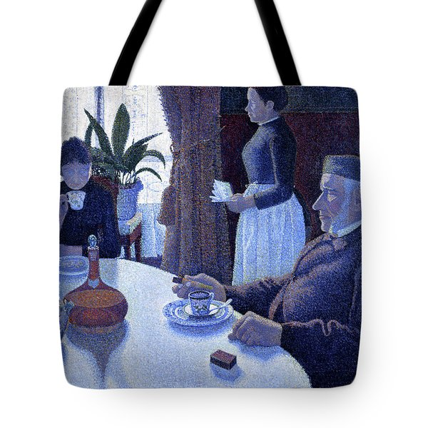 The Dining Room - Digital Remastered Edition Tote Bag
