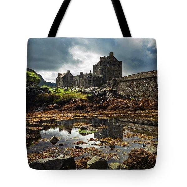 The Eilean Donan Castle Tote Bag